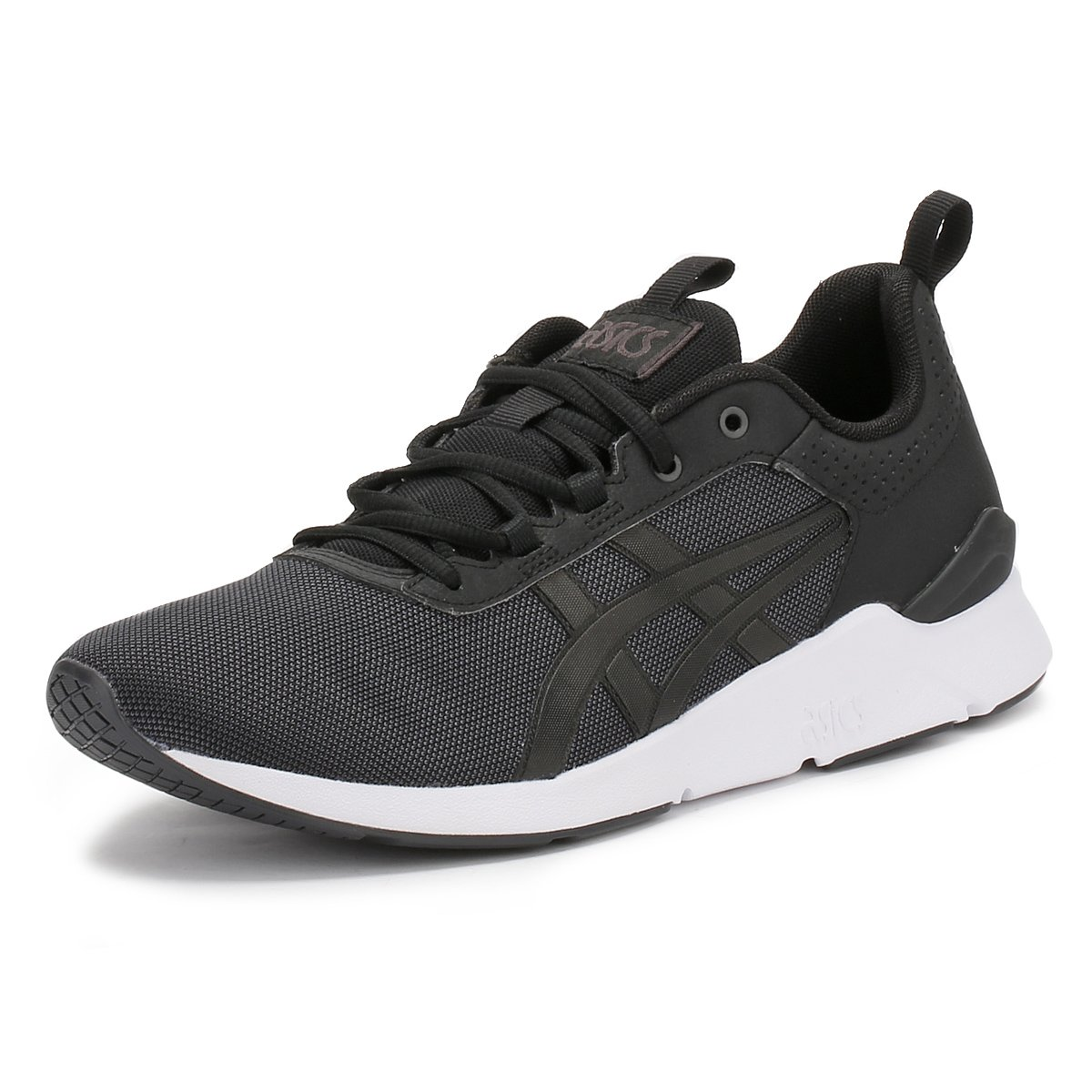 ASICS Mens Black Gel-Lyte Runner Trainers  Amazon.co.uk  Shoes   Bags 4f3a3ec20317c