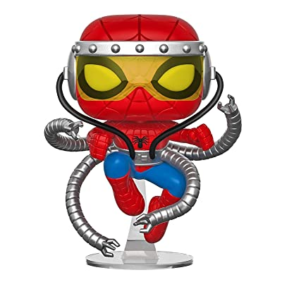 Funko Pop Spider-Man Octo-Spidey Exclusive: Toys & Games
