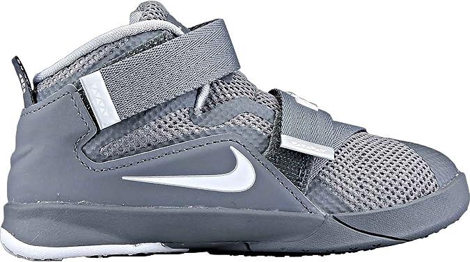 online store 72b59 d8355 Amazon.com | Nike Lebron Soldier Ix Td (5c) | Sneakers
