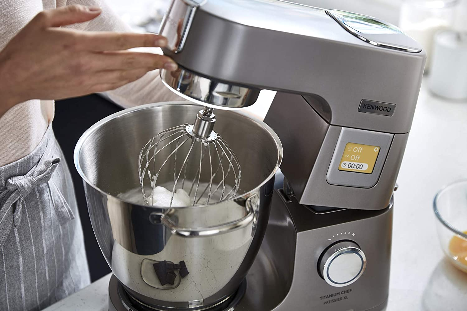 Kenwood Titanium Chef Patissier XL KWL90.034SI