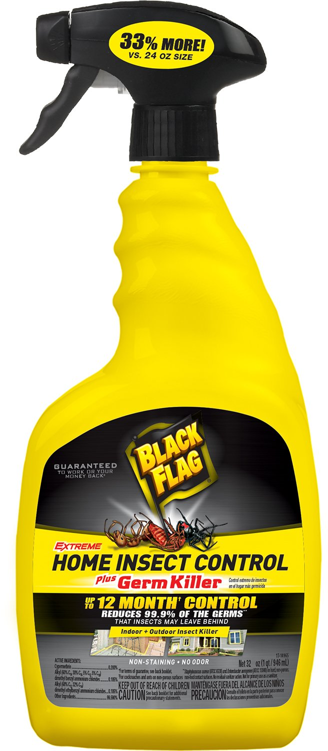 amazon com black flag hg 11082 1 extreme home insect control plus
