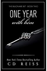 One Year With Him: Jonathan and Monica's Billionaire Romance (The Submission Series Book 2) Kindle Edition