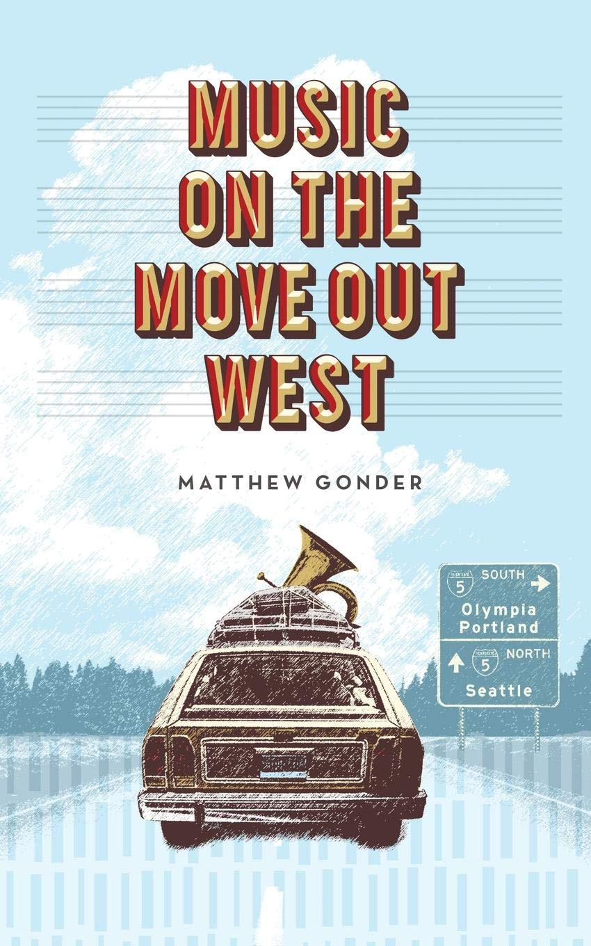 Amazon com: Music on the Move Out West (9780985200237