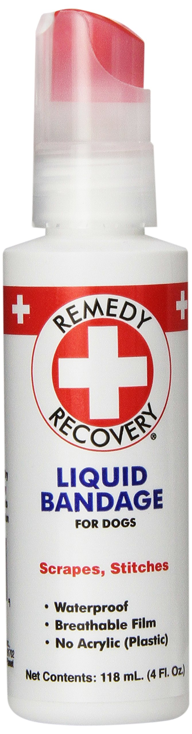 Remedy + Recovery Liquid Bandage for Dogs 4 oz 1-Pack