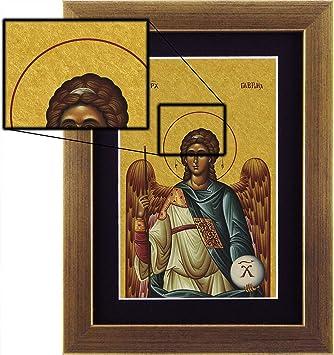 Icono Arcángel Gabriel