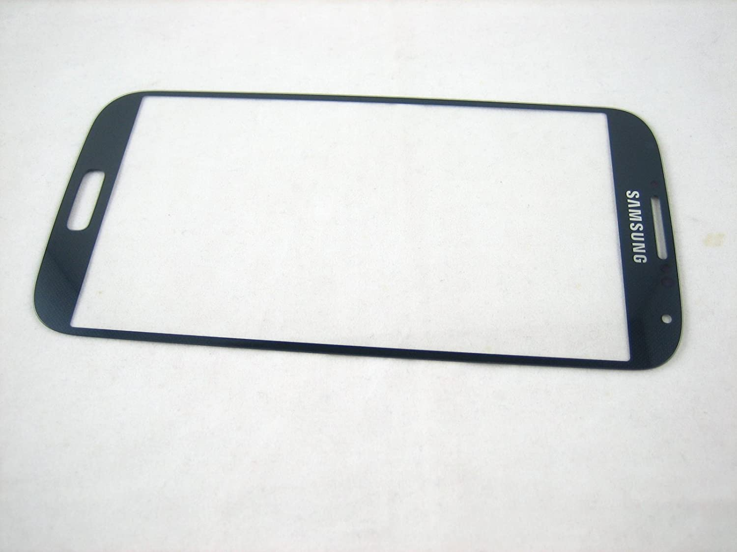 For Samsung Galaxy S4 Siv Gt I9500 I9505 Black Front New All Glass No Display Screen Mobile Phone Repair Part Replacement Cell Phones