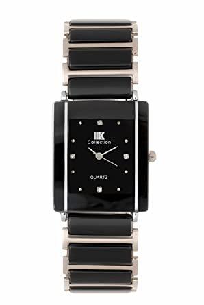 be628d99f Buy IIk Collection Watches Analogue Black Dial Unisex Watch (IIK ...