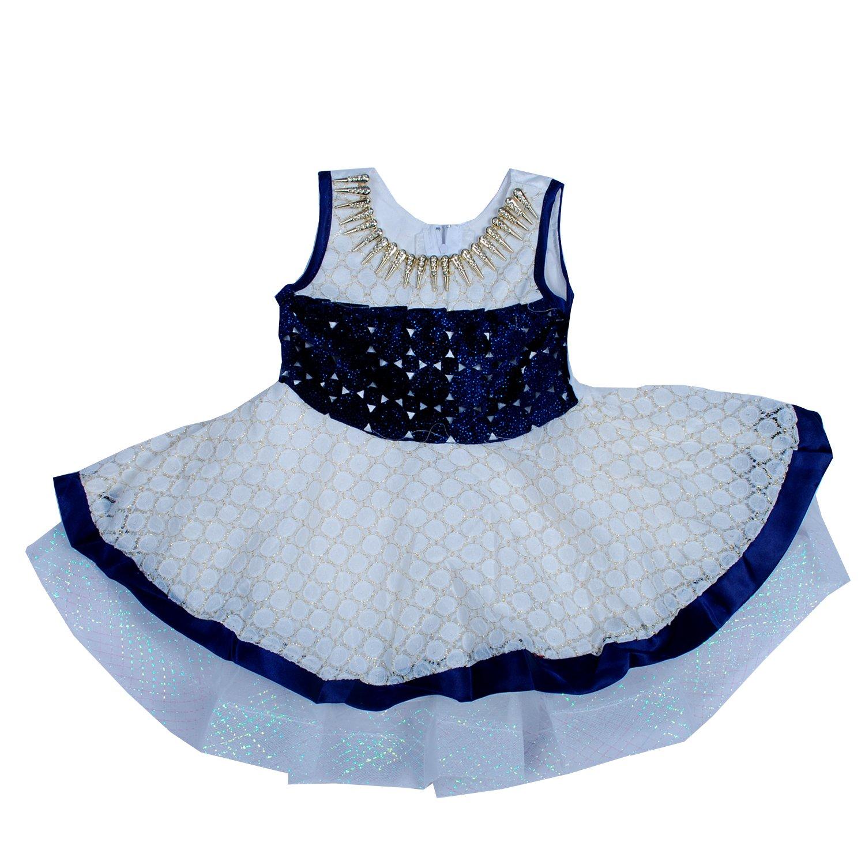 9c4a71eb05ea Light Gear Girls (6M To 2 Yrs) Fashion Wear Frock (6-12 Months