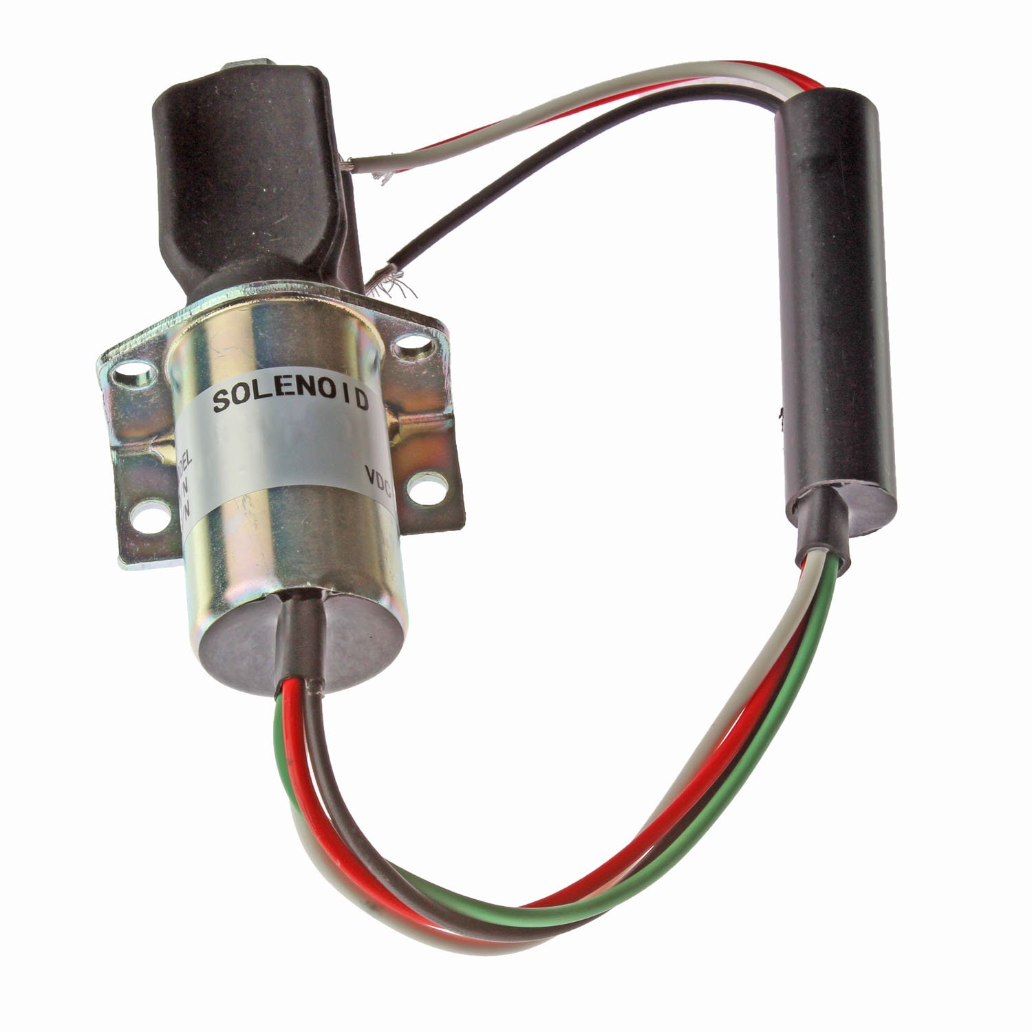 Mover Parts Electric Solenoid Valve 10871 for Corsa Electric Captain's Call Systems 3-Wire