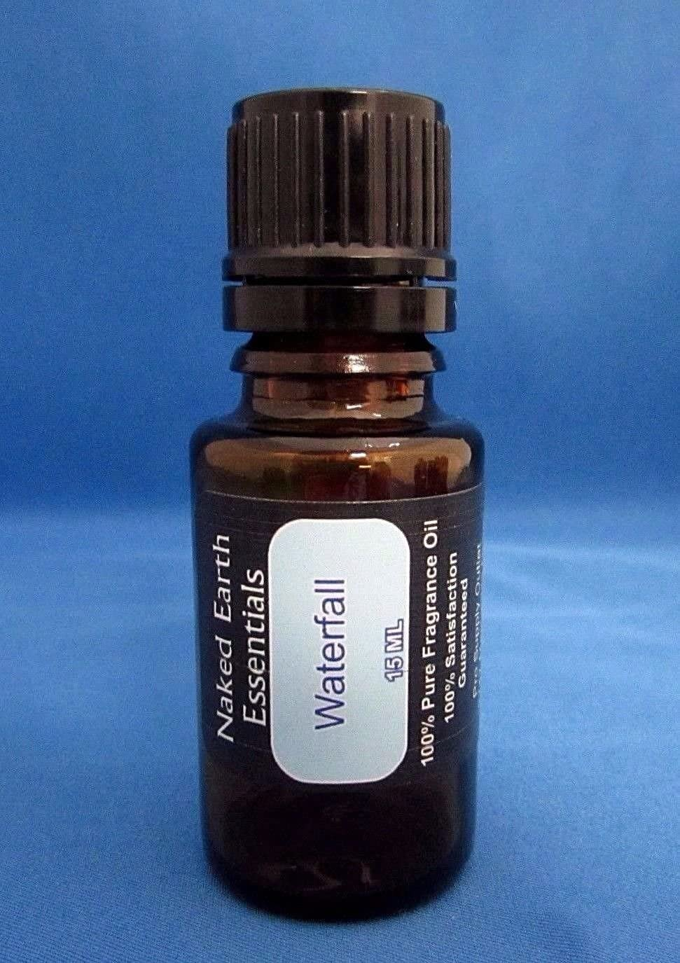 Waterfall Fragrance Oil Naked Earth Essentials 15 ML