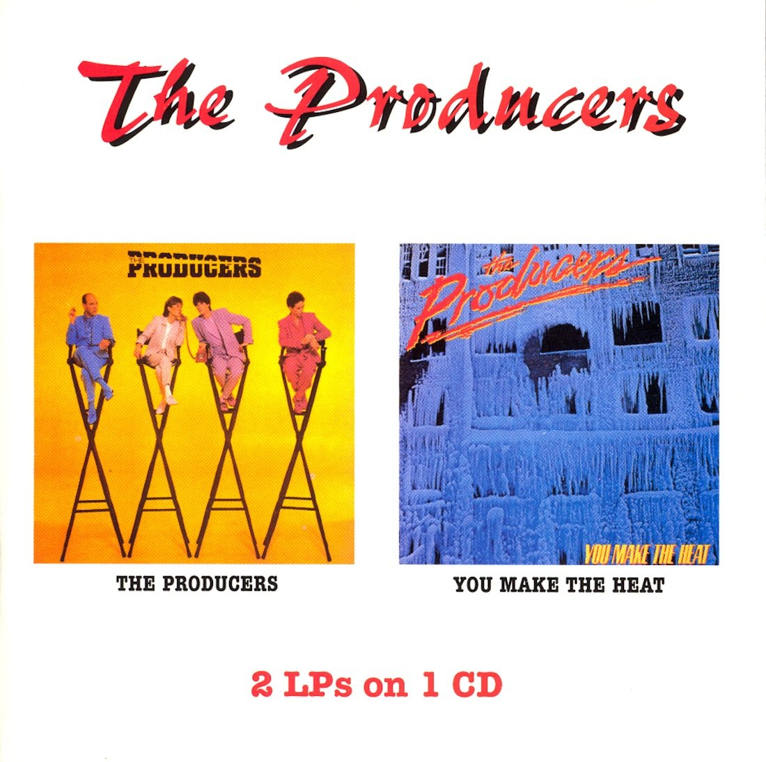 Producers / You Make the Heat by One Way Records