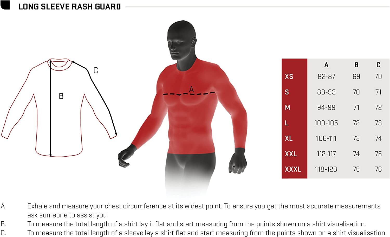 SMMASH Rashguard Blackout Manches Longues MMA BJJ UFC K1