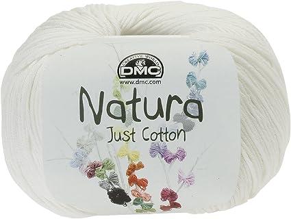 DMC Hilo Natura, 100% algodón, Marfil N02: Amazon.es: Hogar