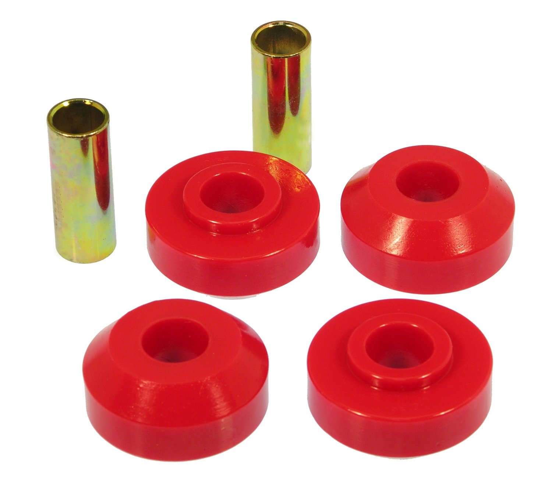 Prothane 6-1205 Red Front Strut Rod Bushing Kit