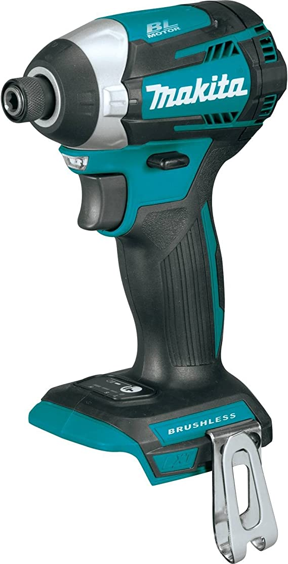 Makita XDT14Z 18V LXT Lithium-Ion Brushless Cordless Quick-Shift Mode 3-Speed Impact Driver