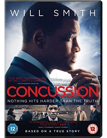 Concussion [DVD] [2016]: Amazon.co.uk: Will Smith, Gugu Mbatha-Raw ...