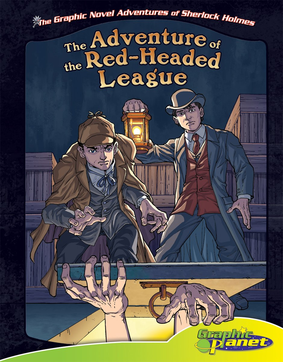 The Adventure of the Red-Headed League (The Graphic Novel