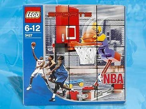 Amazon.com: LEGO Deportes 3427 NBA Slam Dunk: Toys & Games