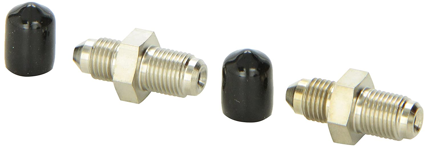 2 Piece Russell 641431 Male Metric Brake Adapter Fitting