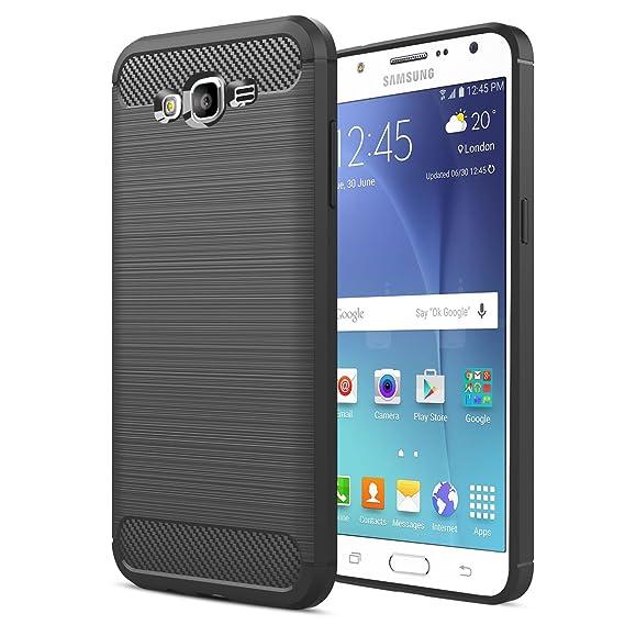 b8c673110 Amazon.com: Galaxy J7 Case,J7 Neo Case (Not Fit Galaxy J7 2016 ...