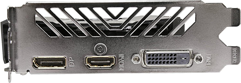 Gigabyte Radeon RX 550 Juegos OC 2 GB Tarjetas gráficas gv ...