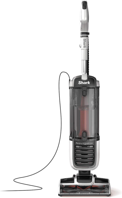 Shark Navigator Pet Plus (NV251) Upright Vacuum, Rotator White (Renewed)