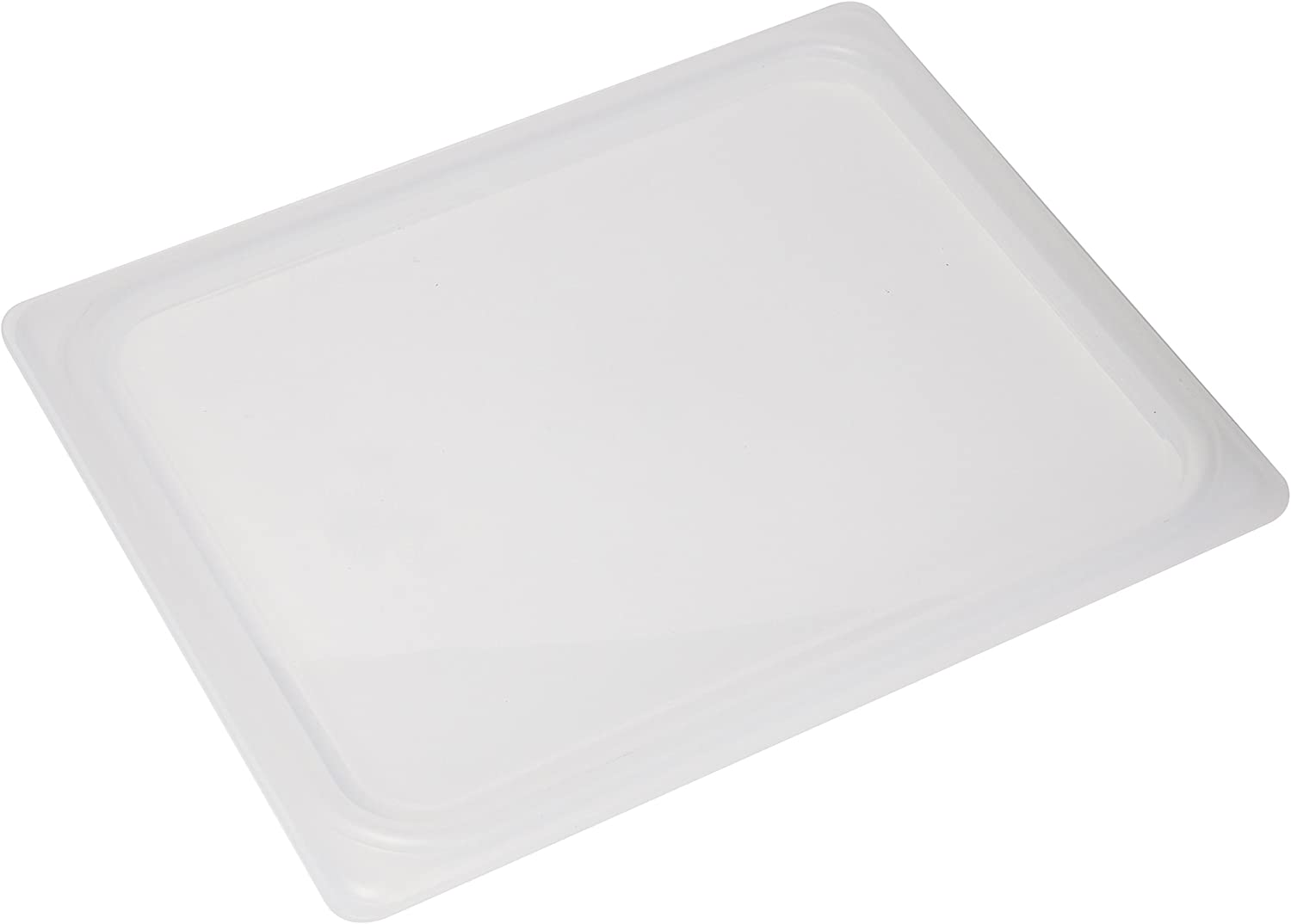 Cambro 20PPCWSC438 Sheer Blue 1/2 Size Food Pan Seal Cover