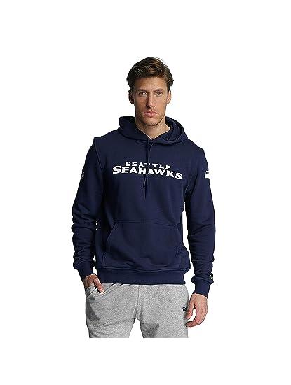 New Era Men Overwear//Hoodie Two Tone Pop Seattle Seahawks