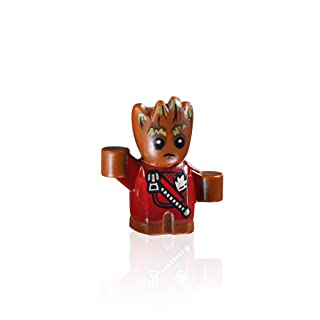 LEGO Marvel: Guardians of the Galaxy Vol. 2 MiniFigure - Baby Groot (w/ Red Jacket)