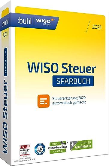 WISO Steuer-Sparbuch 2021 (für Steuerjahr 2020 | Standard ...