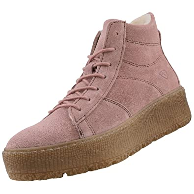 Gefüttert Top Tamaris Rosa Damen Plateau Sneakers High 1Jc5FK3uTl