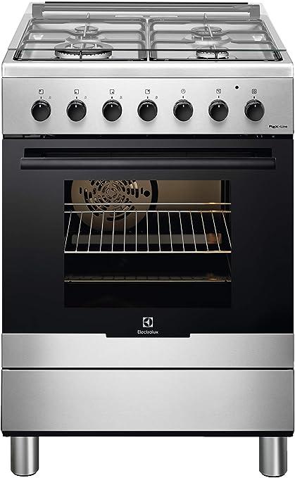 Electrolux RKK61380OX - Cocina eléctrica con 4 fuegos de gas ...