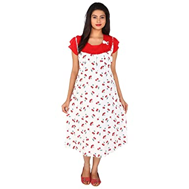 882338773a374 MomToBe Maternity - White Bow Print Print Maternity Dress, Size: XX-Large/