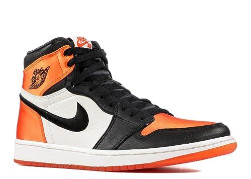 c488ff4225 Nike AIR Jordan 1 RE HI OG SL 'Satin Shattered Backboard' Womens -AV3725