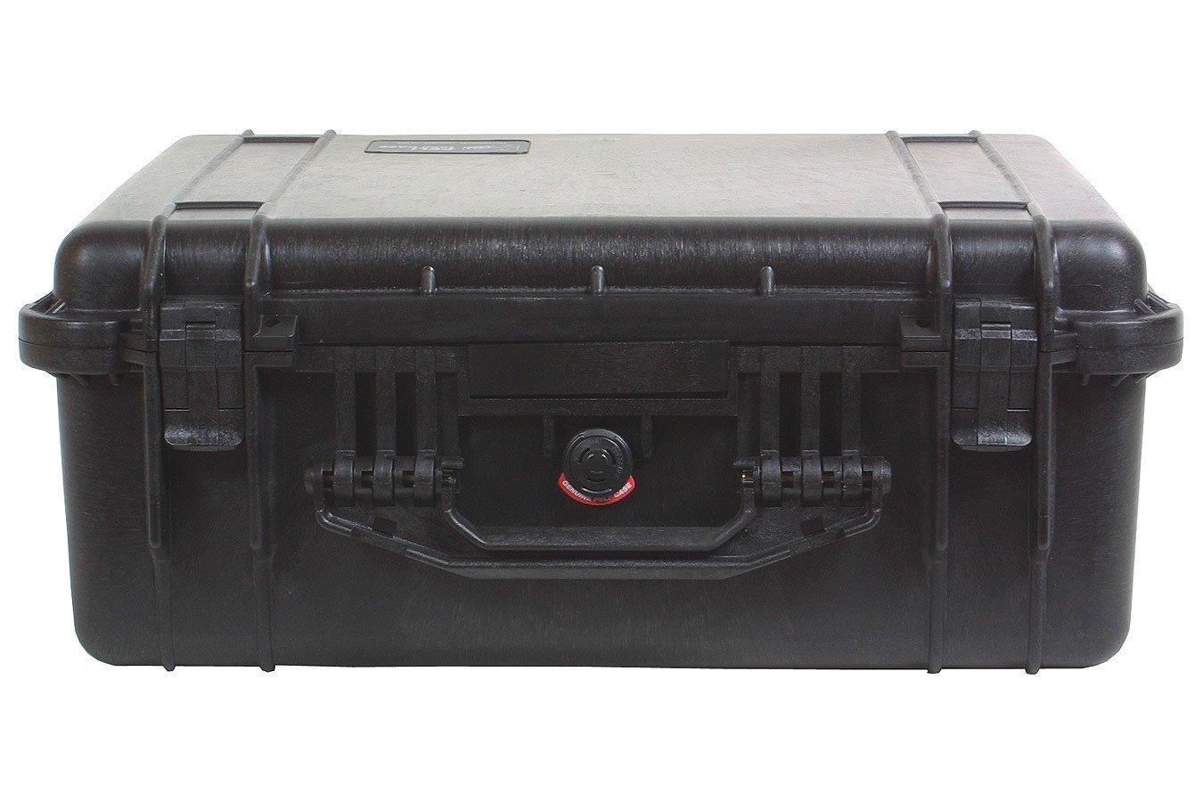 Peli 1550 Schutzkoffer mit Schaumstoff