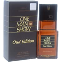 Jacques Bogart One Man Show, 100 ml, Oud Edition, 3.33 Ounce (140017)