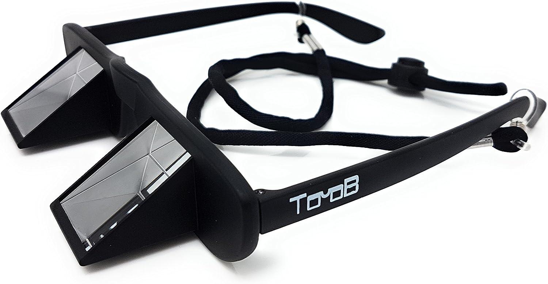 TooB gafas de aseguramiento - LAS gafas de escalada económicas con visibilidad extra buena - adecuado para usuarios de gafas - incluyendo estuche