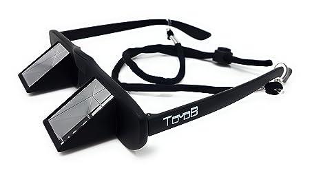 TooB Occhiali da Sicura - GLI occhiali da arrampicata a prezzi accessibili con visibilità extra buona - adatti a chi indossa gli occhiali - incluso il caso jJFGGijoS