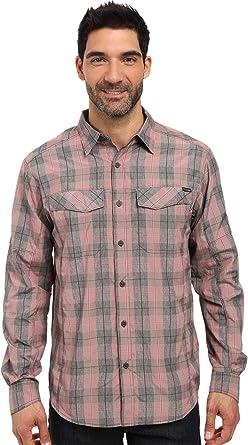 Columbia - Camisa Rugosa con Cuadros Escoceses - Tallas L y S