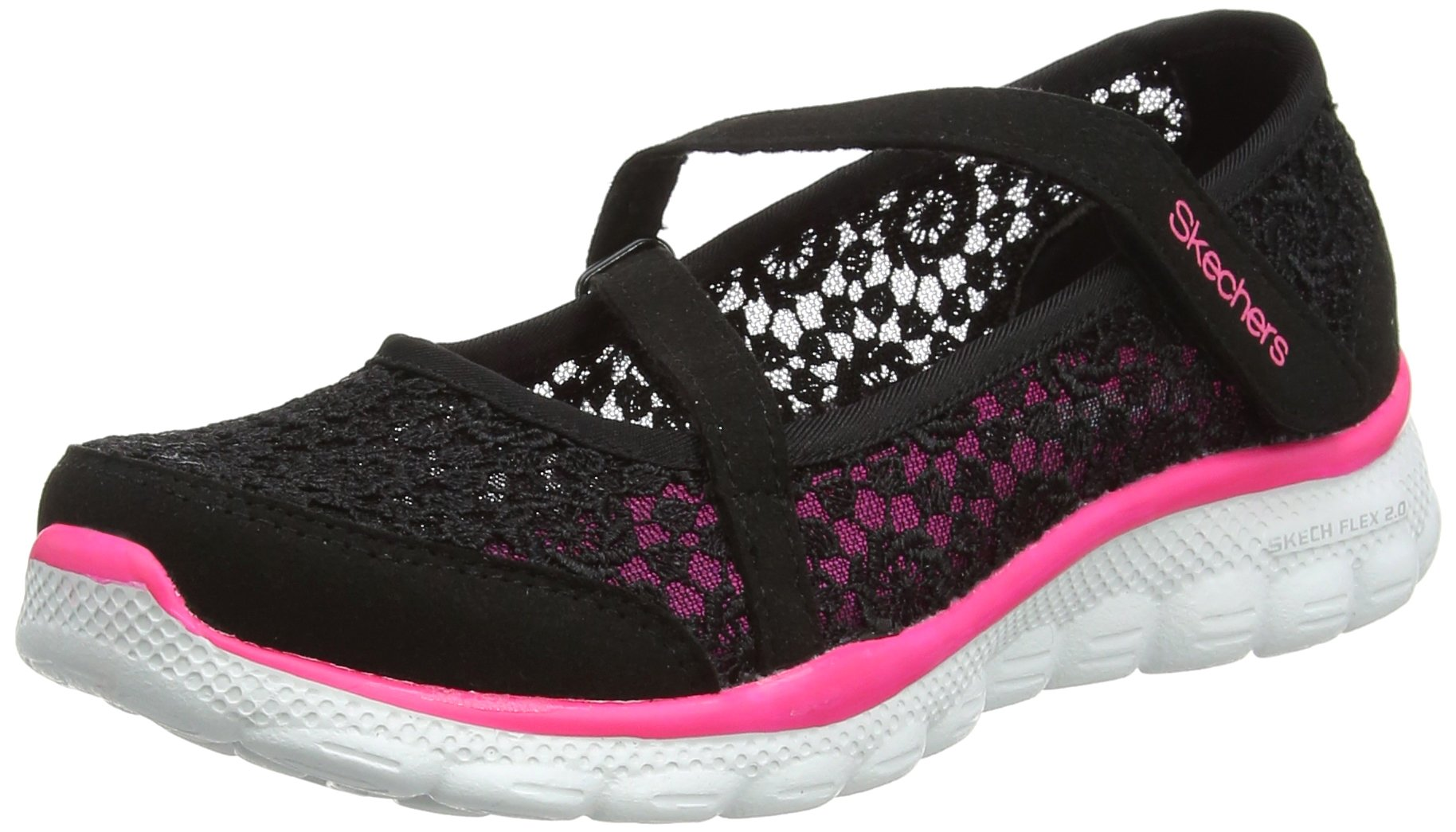 superficial Comida Dialecto  Skechers Girls' 85219l Mary Janes- Buy Online in Canada at Desertcart