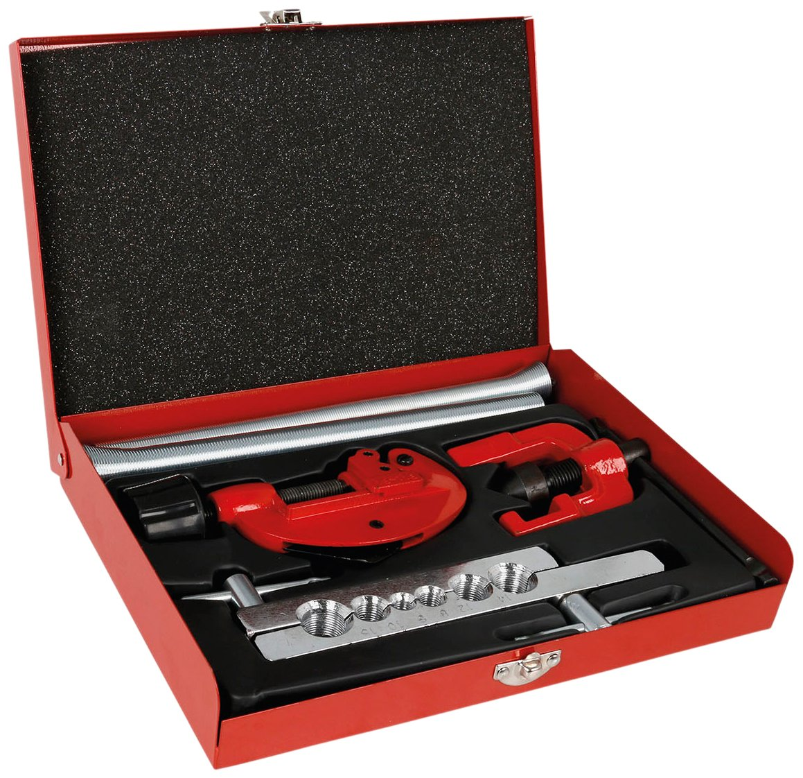Cogex 54006 Plumber Kit - Pipe Cutter/Bracket/Bending Spring. Set of 6