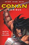 Conan Omnibus Volume 1: Birth of the Legend