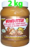 WOWBUTTER - (Safe-For-School) - Tastes Just Like Peanut Butter! - Creamy - 2 x 2kg