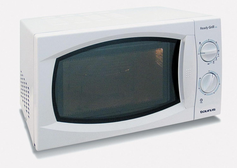 Taurus 970.173 Ready Grill 20L - Microondas: Amazon.es