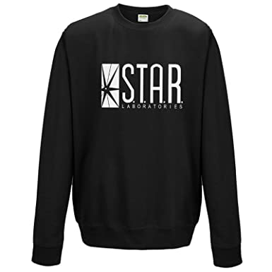 Official Flash TV Star Laboratories Unisex Sweater