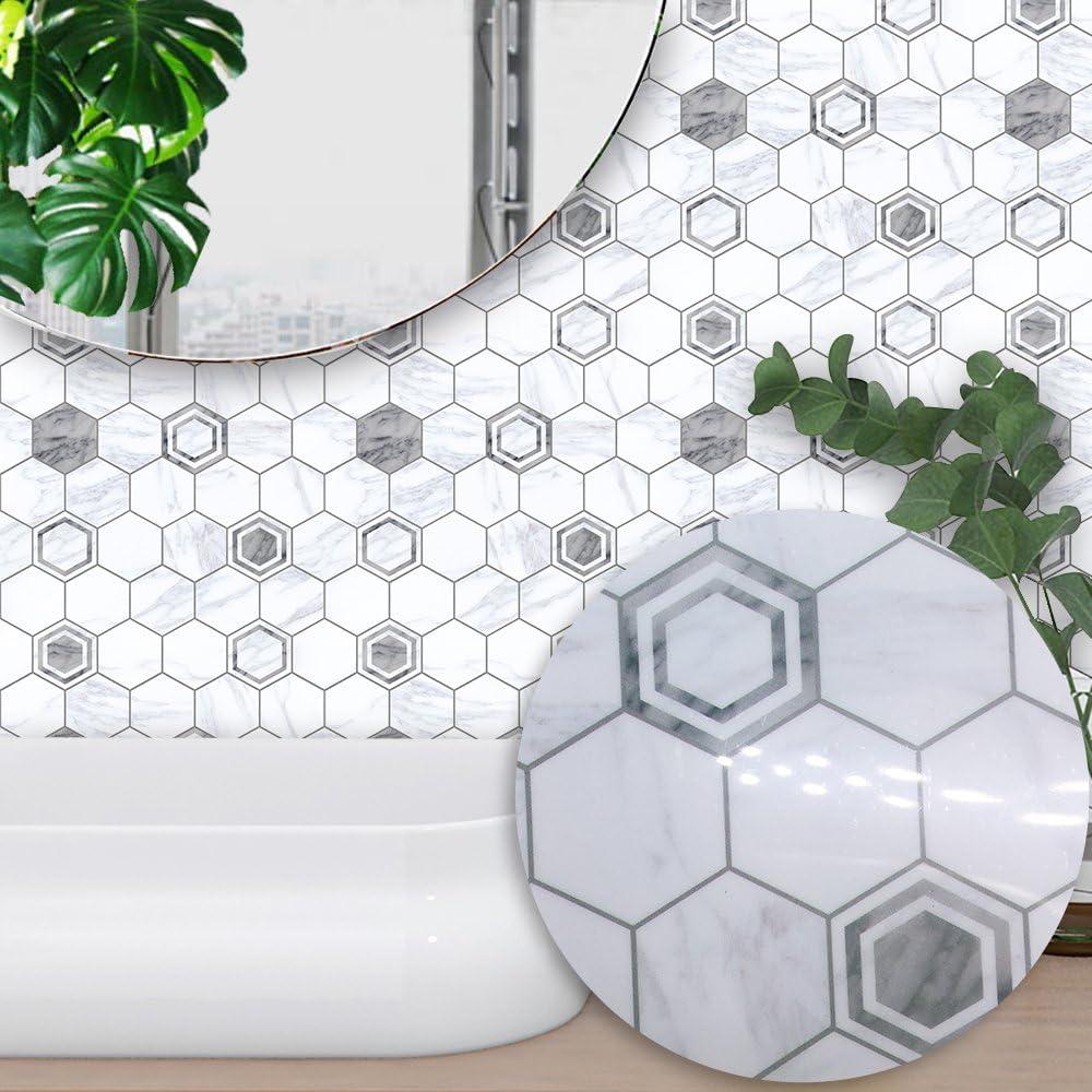 - Amazon.com: ArtistMixWay Tile Stickers 10pc Set Kitchen Backsplash