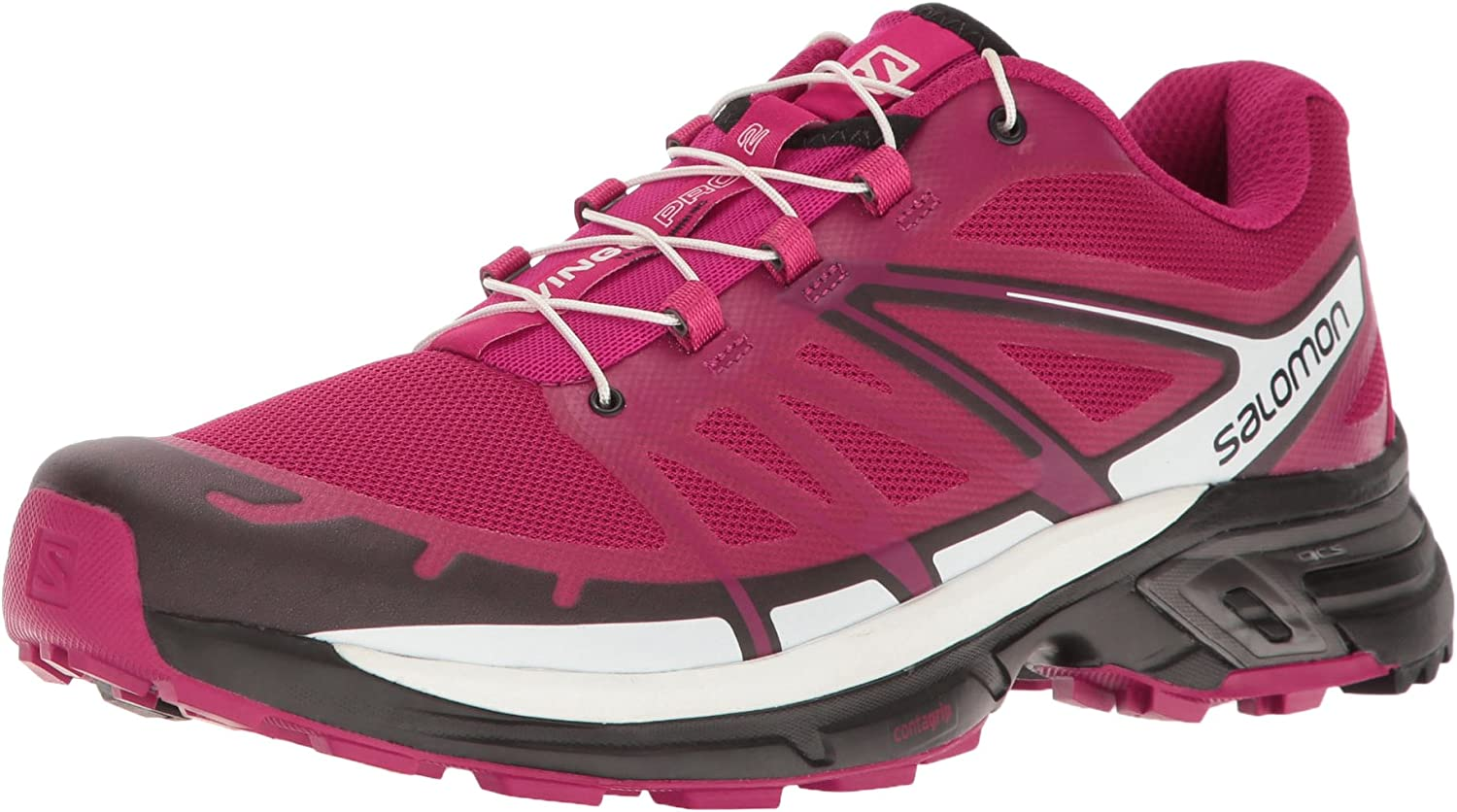 Salomon Women s Wings Pro 2 W-W Trail Runner