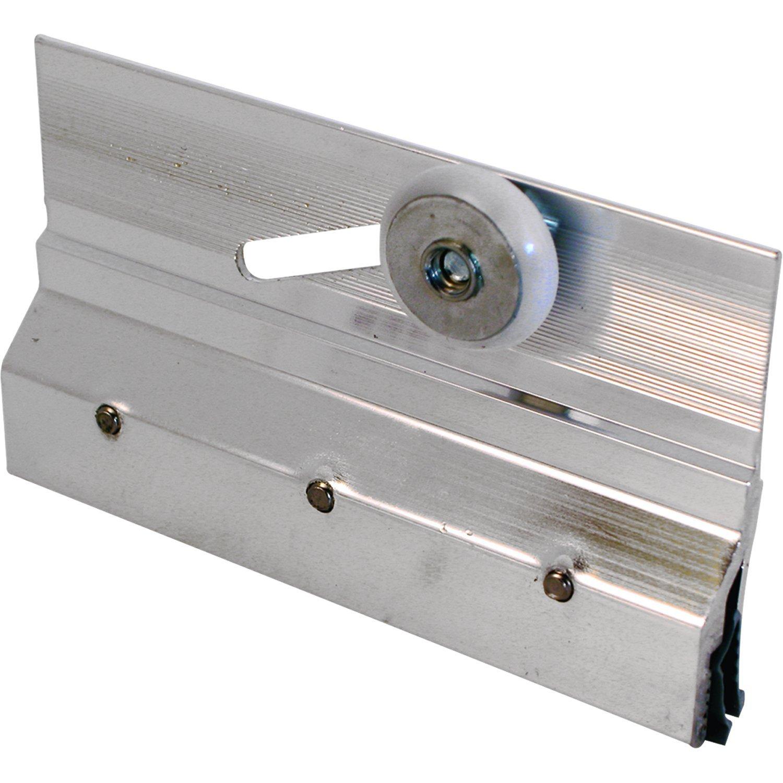 Prime-Line MP6053 Frameless Shower Door Top Bracket and Roller, Pack of 2, 2 Piece