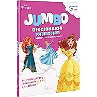 Jumbo Diccionario Preescolar Princesas