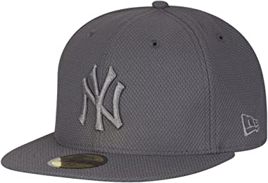 New Era Mujeres Gorras / Gorra plana Diamond Essential NY Yankees ...